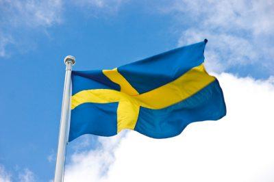 Sveriges flagga