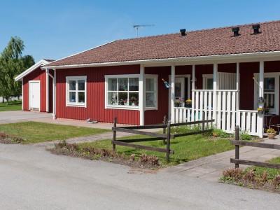 Kvibergsvägen 2‑8, Backgårdsvägen 3‑5