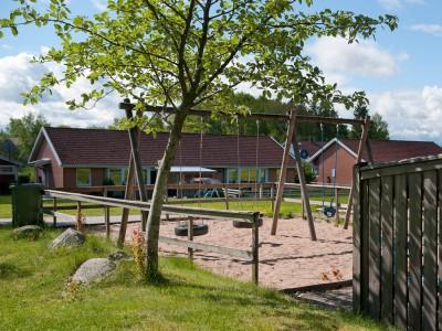 Rydbergsvägen parhus lekplats