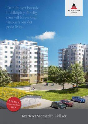 Bild Lidåker broschyr förstasida