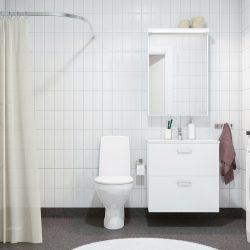 Dusch/wc/tvätt
