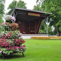 Dina-scenen i Stadsträdgården