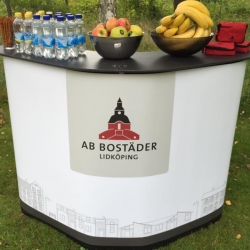 Sponsring monter AB Bostäder