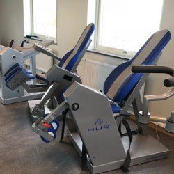 Gym våning 9