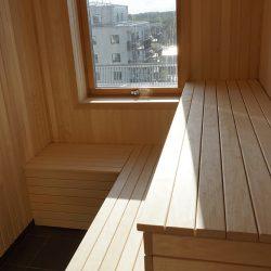 Bastu våning 9