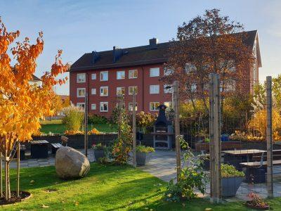 Grillplats Floragatan/Prostgatan