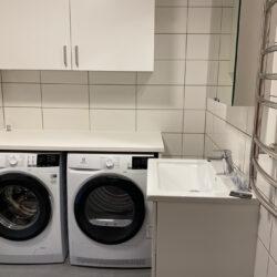 Egen tvättmaskin och tumlare