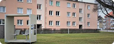 Hus i kvarteret Skäran