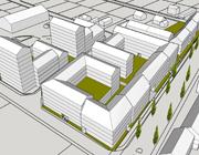Illustrationsbild för kvarteret Skäran